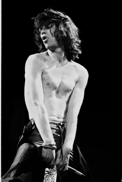 A Look at Famous Shirtless Men Throughout the Ages -- The Cut