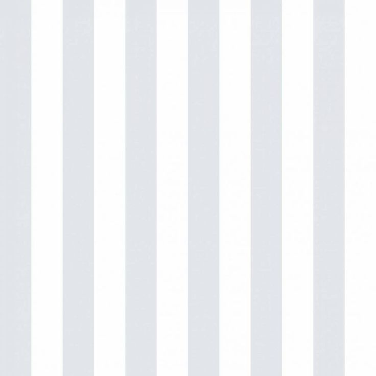 Papel de parede listrado cinza e branco 007