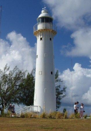 Grand Turk Light, Turks and Caicos Islands