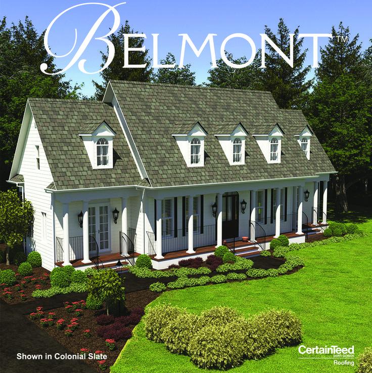 8 Best Belmont Shingles Images On Pinterest Asphalt