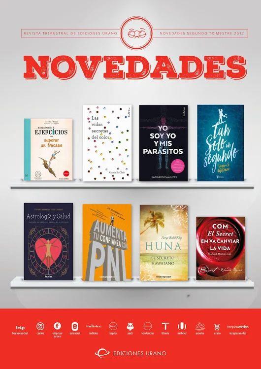 Revista Novedades 2º Trimestre 2017