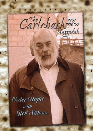 """The Carlebach Haggadah: Seder Night with Reb Shlomo:   P style=""""MARGIN: 0in 0in 0pt"""" class=MsoNormalComprising the teachings and stories relating to the Haggadah and Seder night of the late singer and composer Reb Shlomo Carlebach, this book is designed to ignite discussion and dramatically enhance the experience of the Passover Seder night for both young and old. The Haggadah itself appears in Hebrew with an English translation, while the teaching and thoughts of Carlebach—drawn from ..."""