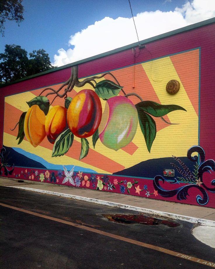 The Cupboard In Denton Tx Street Art Mural Instagram