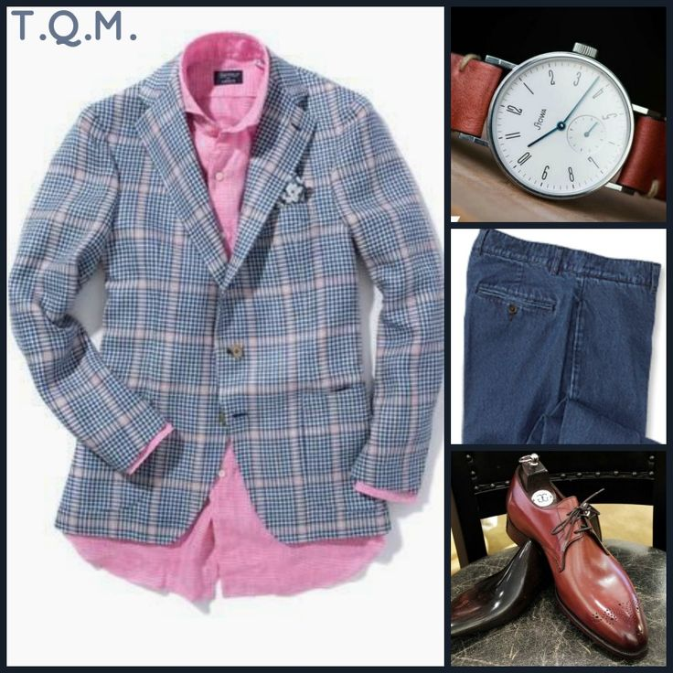 CASUAL FRIDAY: G.abo(Sportcoat)-Stowa(Watch)-Orvis(Chino Jeans)-G&G(Shoes)