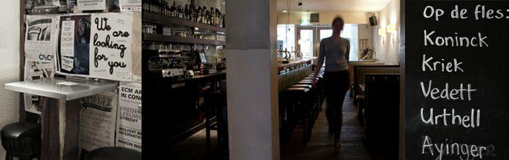 Cafe De Bastaard Utrecht