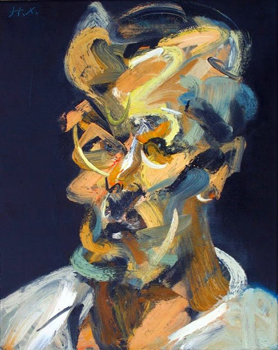 Han Xiao's Portraits Have Garbled Faces