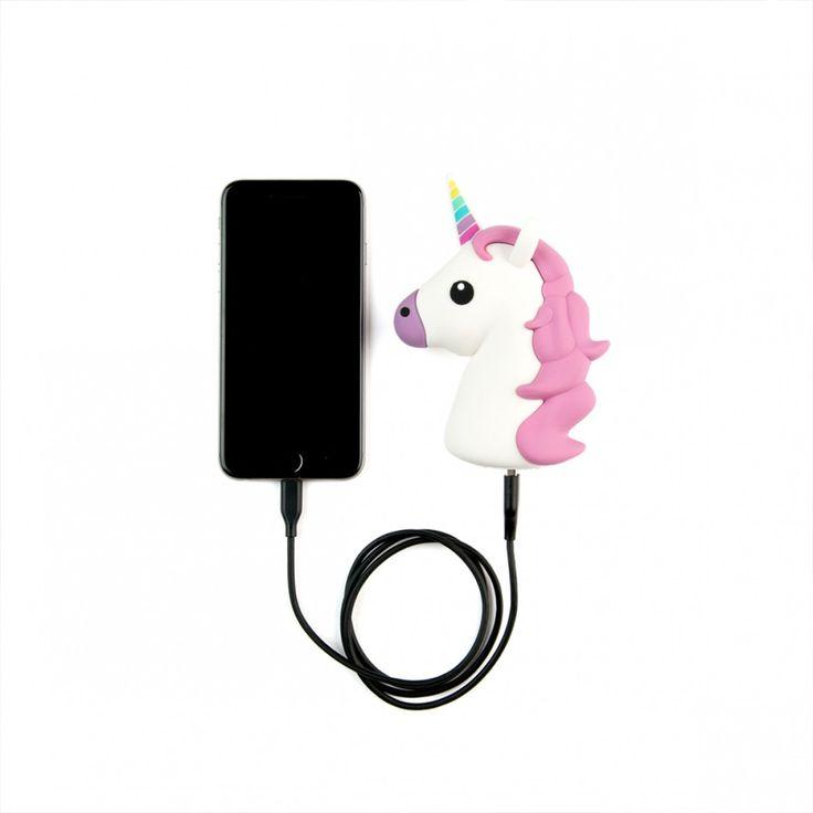 Chargeur pour Smartphone - Licorne - Pour les amoureux des licornes & unicorns fans ! On ne cessera jamais assez de le dire Unicorns are real and we Love them ! ♥ #unicorns #licornes