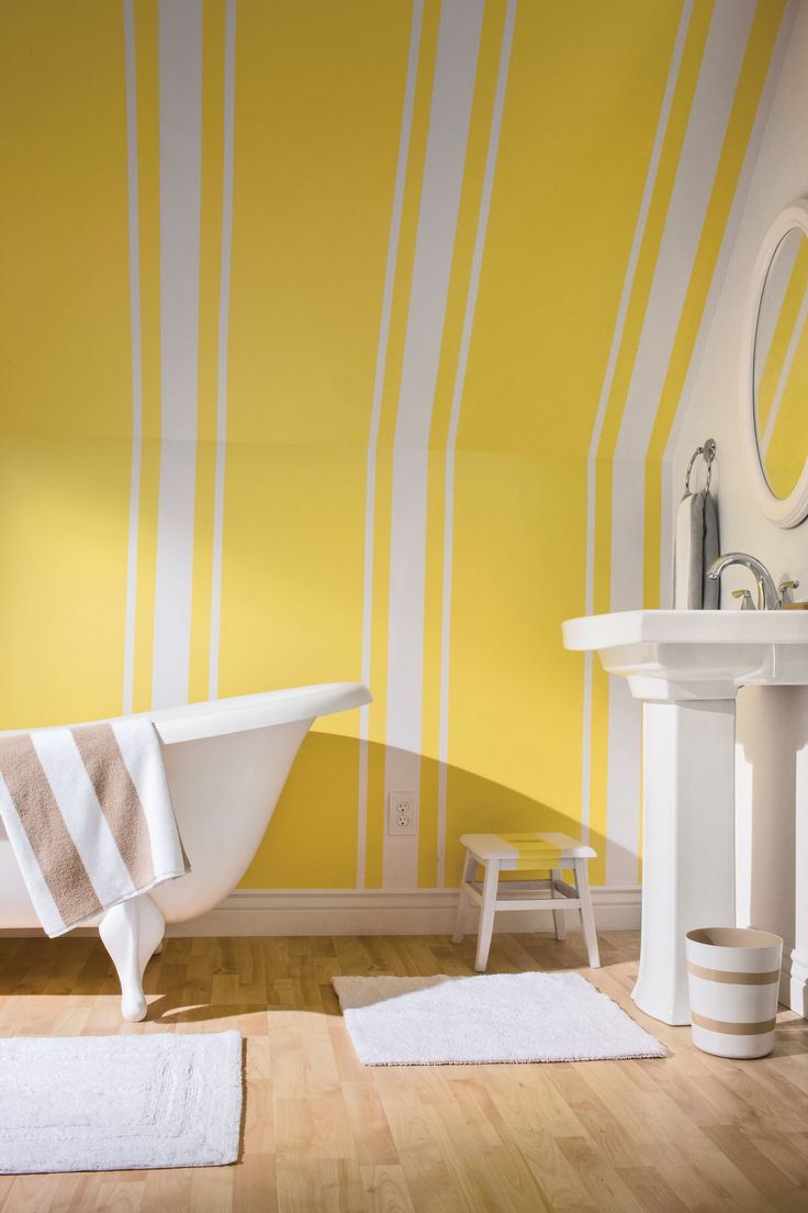 Bathroom Yellow Paint 15 best bathroom paint ideas images on pinterest | bathroom ideas