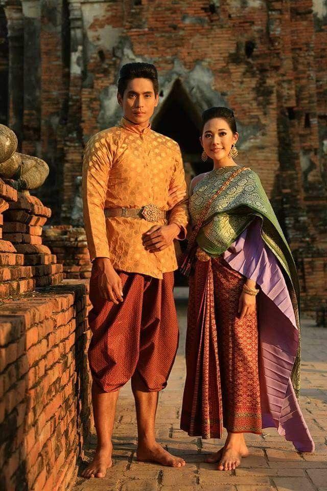 Thai traditional costume