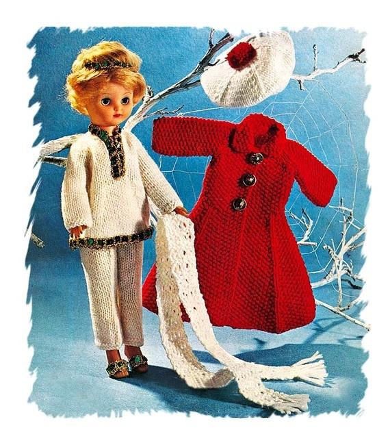 Free Sindy Doll Knitting Patterns : SiNDY BaRBiE TeENaGE FaSHiON DOLL ViNTaGE KNiTTiNG PaTTeRN ...