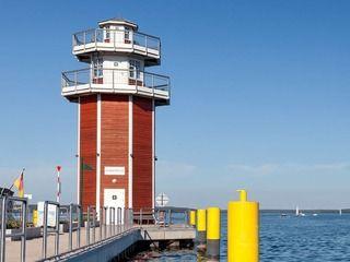 Leuchtturm Plau am See Tourismus, Schweriner see, Urlaub