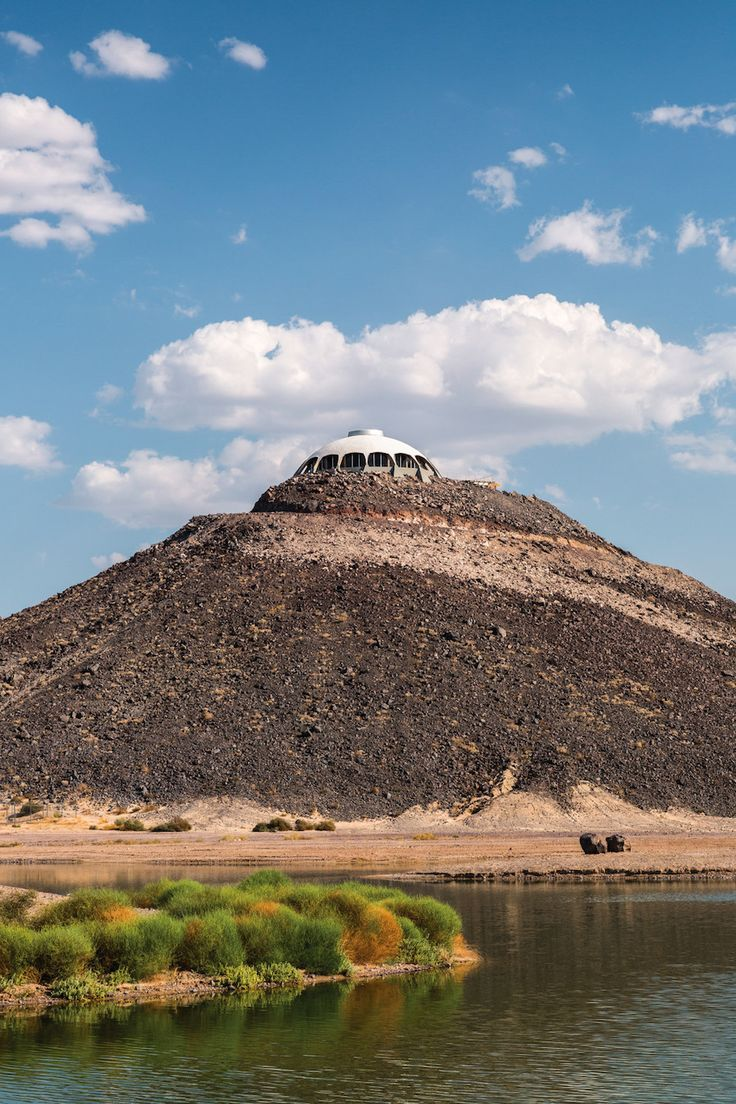 Dome Shaped Volcano House in California-3 | travel and location ...