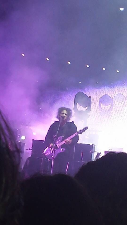 The Cure @Riotfest Chicago 2014