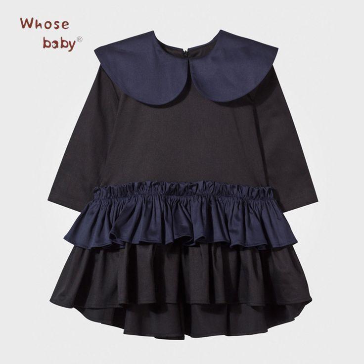 $25.70 (Buy here: https://alitems.com/g/1e8d114494ebda23ff8b16525dc3e8/?i=5&ulp=https%3A%2F%2Fwww.aliexpress.com%2Fitem%2FWolf-Rita-Girls-Winter-Solid-Pleat-Design-Dress-Autumn-Infant-Kids-Party-Costumes-Children-Long-Sleeve%2F32738452701.html ) Wolf&Rita Girls Winter Solid Pleat Design Dress Autumn Infant Kids Party Costume Children Long Sleeve Halloween Vestido Gimnasia for just $25.70