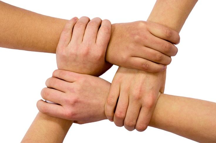 Onze kernwaarden; betrokken, verbindend, verantwoordelijk en vernieuwend