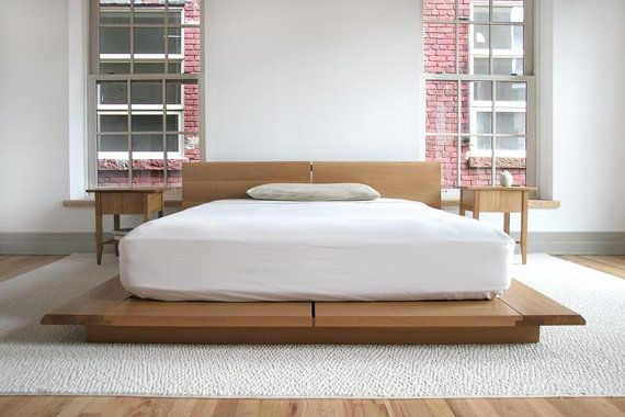 1000 ideas about modern platform bed on pinterest unique bed frames float - Tete de lit 90 cm ikea ...