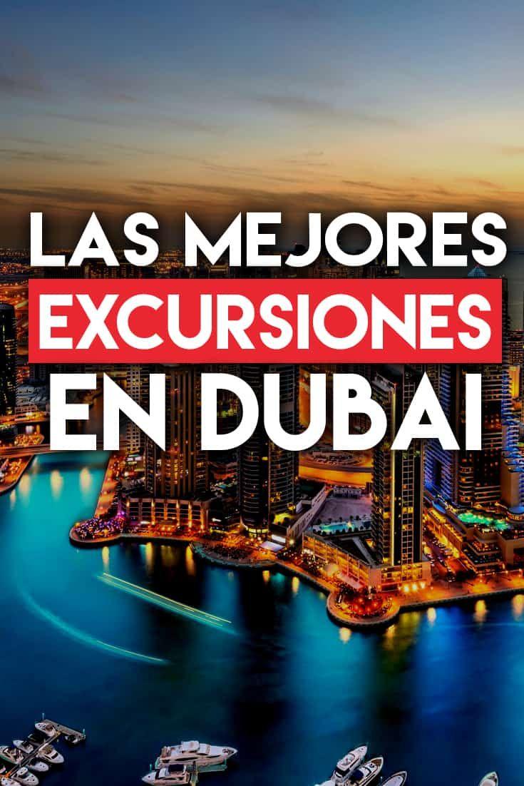 Las Mejores Excursiones En Dubai Dubai Travel Movie Posters