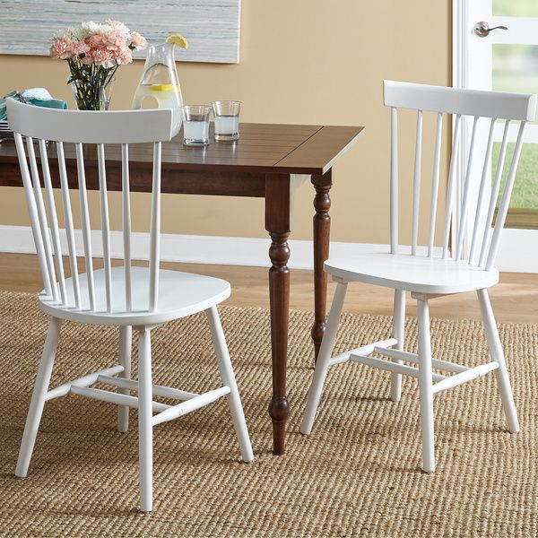 Simple Living Venice Dining Chairs (Set of 2) - $78.99