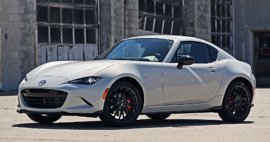 http://ift.tt/2q76e2a 2017 Mazda MX-5 Miata : The best economical sports car ever ? http://ift.tt/2qC6ZDQ 2017 Mazda MX-5 Miata 2017 Mazda MX-5 Miata.Mazda's mitey MX -5 Miata has a roaring room a firm ride and scarcely enough stalk room for two carry-on bags. And it's a rioting. The car's lack of just about everything is what makes it so much amusing to drive the modus operandi of an affordable sports car. While this review contains realities facets and digits that might sound bad they can…