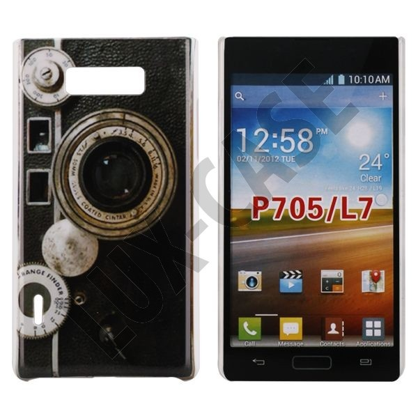 StoryLine (Camera) LG Optimus L7 Deksel