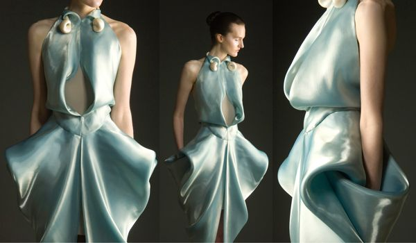 Opalescent - Thesis Collection by Hannah Soukup, via Behance