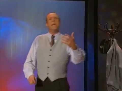 Georg Schramm - Warum nicht! (Motivationsrede) - YouTube