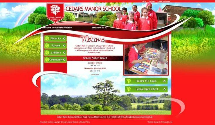 Cedars Manor Home Page