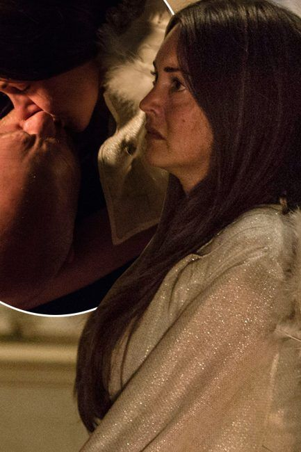 EastEnders spoilers: Max Branning and Stacey Fowler KISS as they reignite affair in shocking twist ahead of explosive Christmas Day drama - Buzz Express
