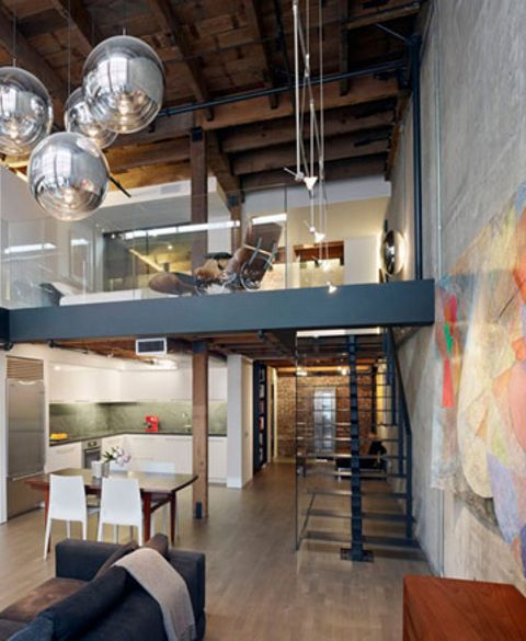 Warehouse Renovation In San Francisco Modern With A