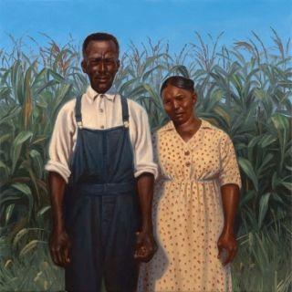 Kadir Nelson - Pap and Aunt Sarah