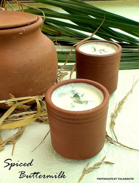 Spiced Buttermilk by jolly_valar, via Flickr