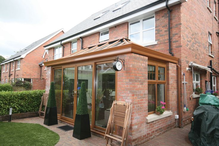 Live In Room Conservatories Wooden. http://www.finesse-windows.co.uk/orangeries.php