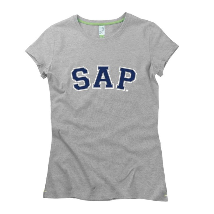 SAP ladies t-shirt by hairybaby.com