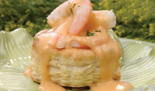 Shrimp Newburg