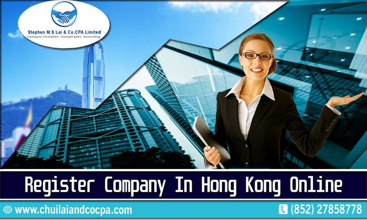 How do I register a company online in Hong Kong? Stephen M.S Lai & Co CPA is the perfect place that provides company formation, incorporation & registration services at the most competitive prices.