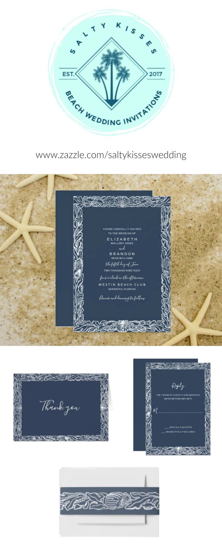 11 Best Starfish Beach Wedding Images On Pinterest Starfish Beach