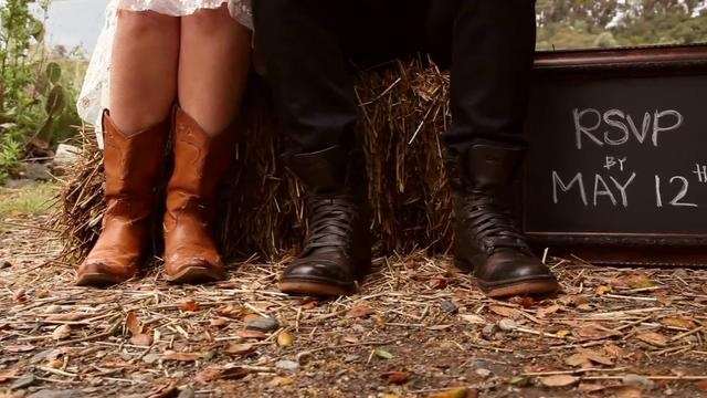 Video Wedding Invite