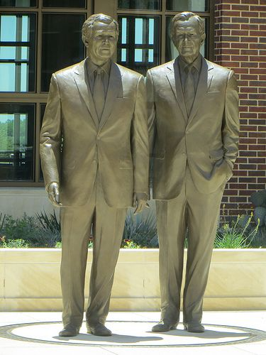 George W. Bush Library & Museum.