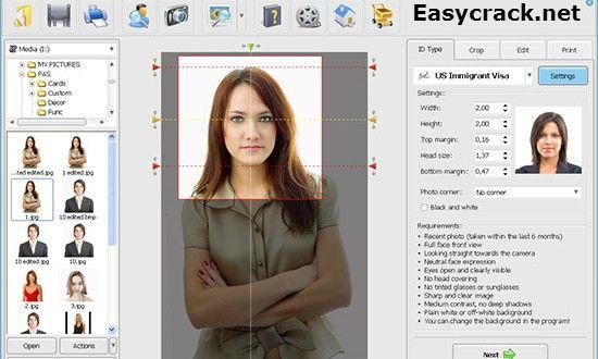 Passport Photo Maker 5.15 Crack Serial Keygen Patch Download
