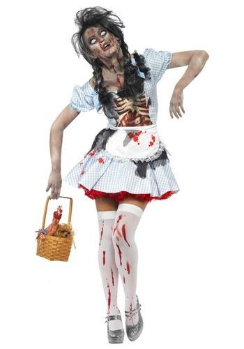 Dorothy The Zombie Costume - Wizard of Oz Costumes, Scary Costumes