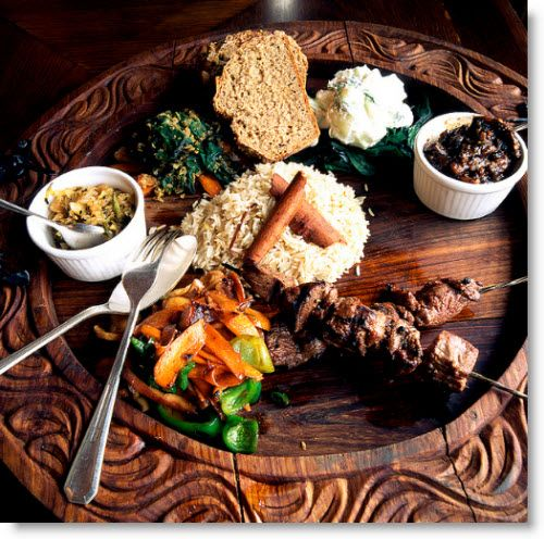 African food juergen gutowski flickr middle eastern for Afrikaans cuisine