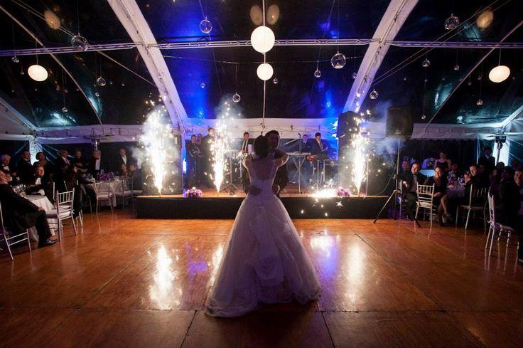 Matrimonio Campestre, Carpa Transparente