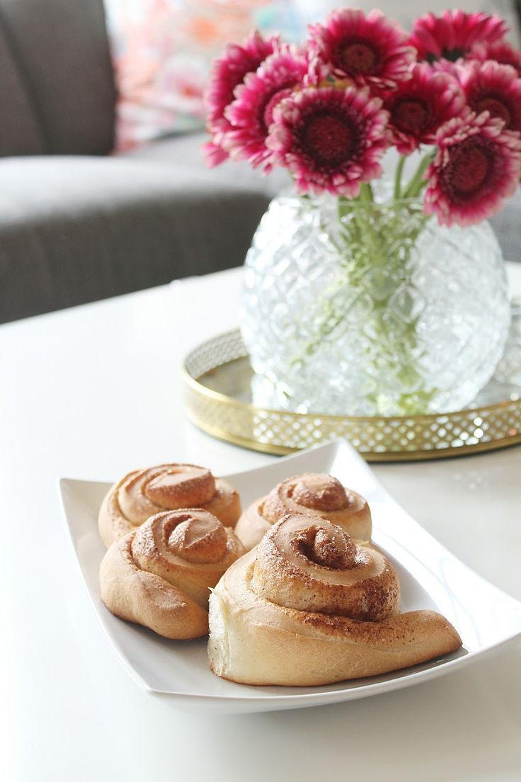 Tonjes Home - a blog about our home, style and beauty: Cinnamon Rolls