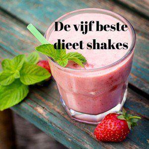 Lees meer over de voordelen en nadelen van dieet shakes en welke shakes het beste zijn. Plus gezonde smoothie recepten als beter alternatief voor de shakes.