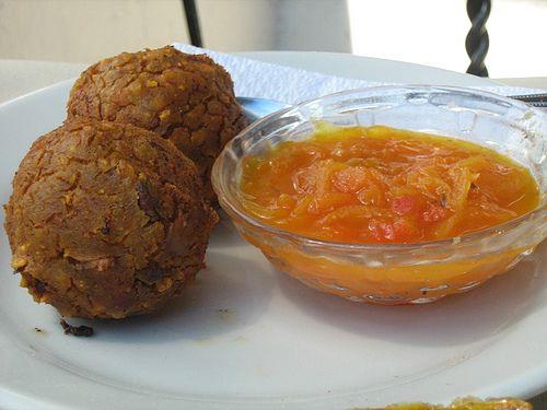 Comida Colombiana Marranitas (cocina vallecaucana)