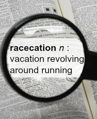 What is a racecation and why you should take one