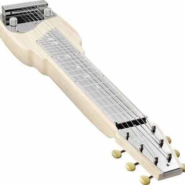 Build a Lap Steel Guitar