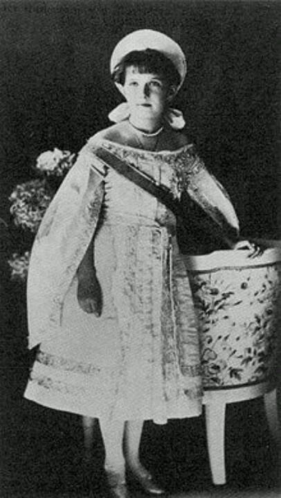One of the greatest--and most tragic--mysteries:  Анастасия Романова (Anastasia Romanov)