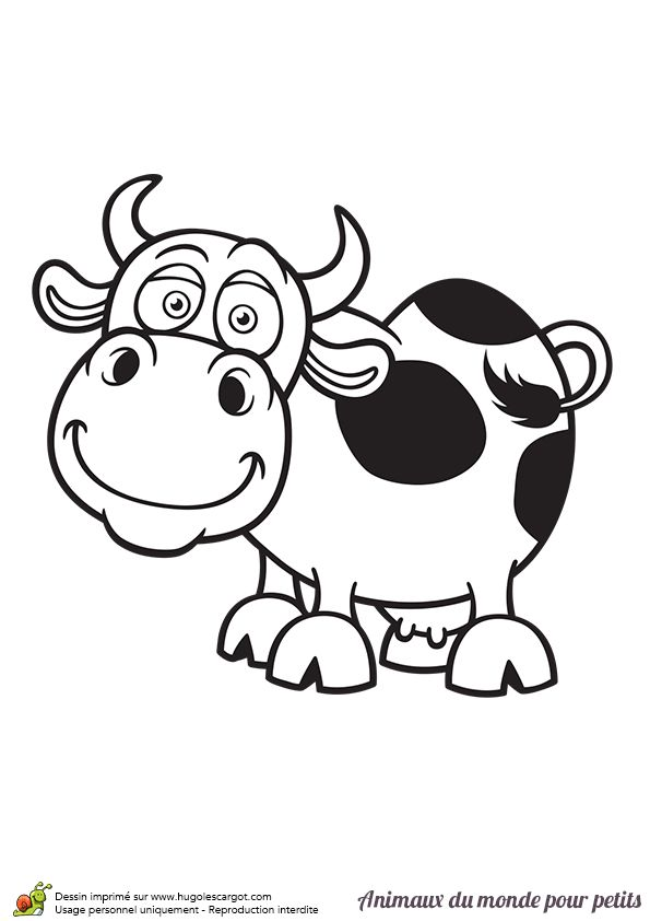17 best ideas about vache dessin on pinterest coloriage vache dessin ferme and vache - Vache normande dessin ...