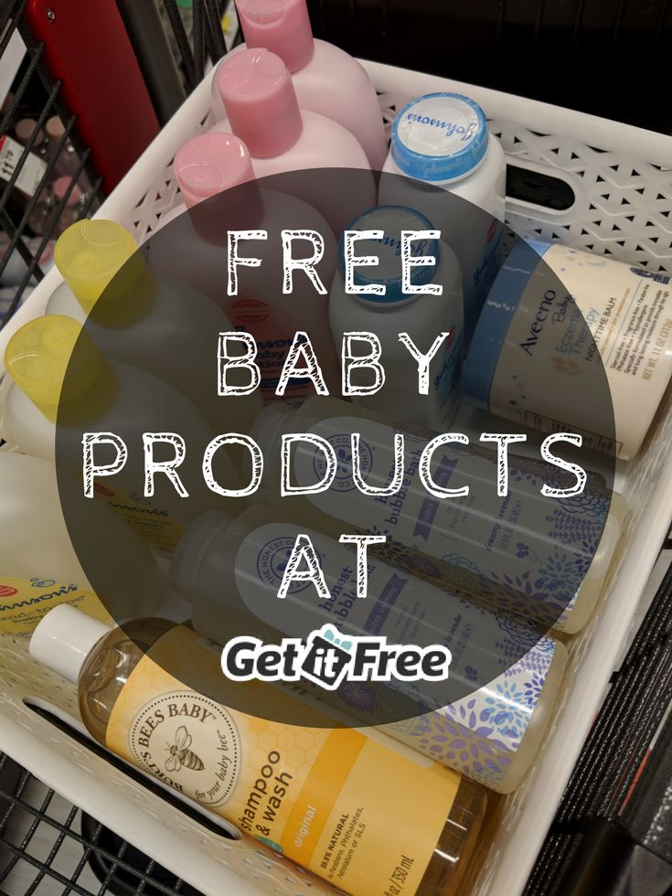 Baby related expenses can add up FAST. Sign up to get free samples for your baby at no cost at Get It Free today! #HappyBaby